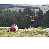 Freiheit & Selbständigkeit, Outdoor, Camping, Freiheitsgefühl