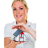 Immobilie, Bausparvertrag, Hauskauf