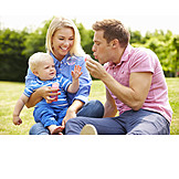 Spaß & Vergnügen, Familie, Seifenblasen