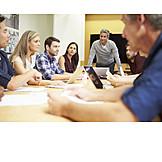 Job & Profession, Meeting, Team, Training