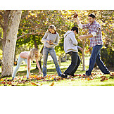 Fun & Happiness, Autumn, Family