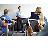Education, College, Seminar, Training