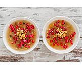 Oriental Cuisine, Pudding, Dessert