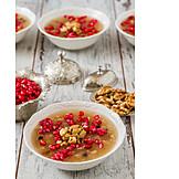Oriental Cuisine, Pudding, Feast Day