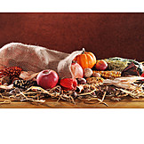 Thanksgiving, Harvest Time, Vegetables
