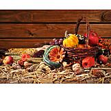 Thanksgiving, Harvest Time, Vegetables