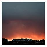 Stimmungsvoll, Sunset, Sunrise