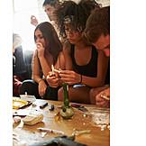 Smoke Cannabis, Drug, Drug Consumption, Marijuana