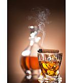 Indulgence & Consumption, Whiskey, Beverage