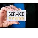 Dienstleistung, Service, Zufriedenheit