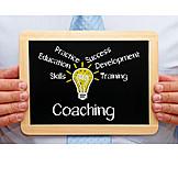 Erfolg & Leistung, Coaching, Schulung