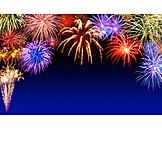 New Years Eve, Firework Display
