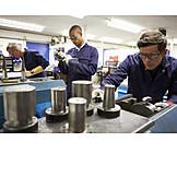 Education, Apprentice, Workshop, Metalworking