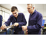 Apprentice, Engineer, Engineering, Skilled, Craft