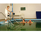 Cure, Physiotherapy, Aquagym