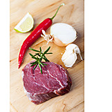 Meat, Steak, Beef, Beef Fillet