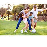 Spielen & Hobby, Fußball, Familie, Familienleben