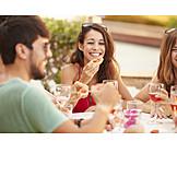 Essen & Trinken, Freunde
