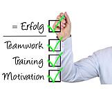 Erfolg & Leistung, Business, Erfolg
