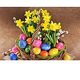 Easter, Easter Basket, Easter Decoration