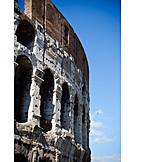 Close Up, Amphitheater, Colosseum
