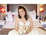 Wedding, Bride, Honeymoon