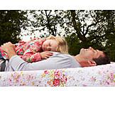 Father, Enjoyment & Relaxation, Daughter, Siesta