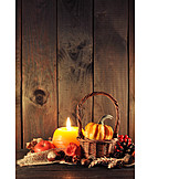 Still Life, Harvest Festival, Thanksgiving, Autumn Decoration