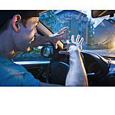 Gefahr & Risiko, Unfall, Blenden