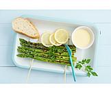 Grooved, Asparagus, Green asparagus