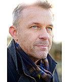 45-60 Years, Man, Portrait