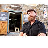Hair salon barber shop, Retail occupation, Barber