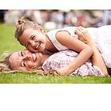 Mutter, Lachen, Spaß & Vergnügen, Tochter