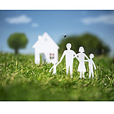 Family, Real Estate, Buying House