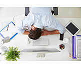 Schlafen, Stress & Belastung, Burnout
