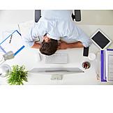 Sleeping, Stress & Struggle, Burnout