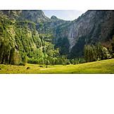 Natur, Berchtesgaden, Röthbachfall