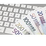 Money, Paying, Online Shopping, Buying