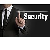 Sicherheit, Dienstleistung, Internetsicherheit, Bodyguard