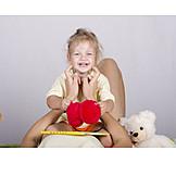 Toddler, Mother, Fun & Games, Tickling