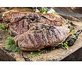 Lamb, Meat Dish, Sparerib, Lamb Rib