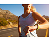 Sports & Fitness, Running, Sports, Runner, Fitness Bracelet