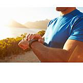 Sport & Fitness, Joggen, Jogger, Fitnessarmband