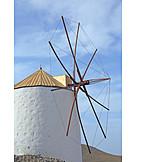 Windmill, Chora