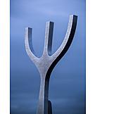 Close Up, Reykjavik, Sculpture