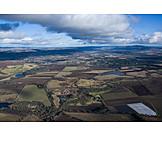 Luftaufnahme, Schottland