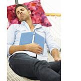 Man, Leisure, Relaxation & Recreation, Sleeping
