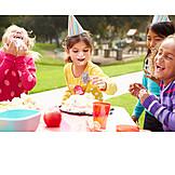 Child, Fun & Happiness, Friends, Children Birthday