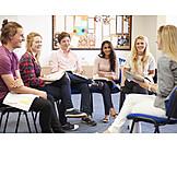 Students, Seminar, Learning Group