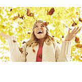 Herbstlich, Lebensfreude